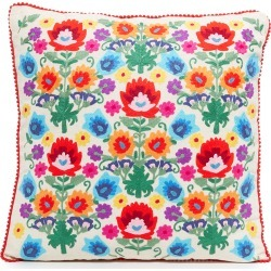 Gift Boutique Floral Pillow found on Bargain Bro India from shopbop for $66.00