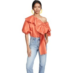 Adeam Parachute Bow Blouse found on MODAPINS from shopbop for USD $725.00