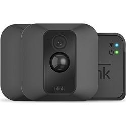 Blink XT Home Security Camera System with Motion Detection, Wall Mount, HD Video, 2-Year Battery Life and Cloud Storage Included - 2 Camera Kit found on Bargain Bro from  for $229.99