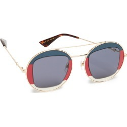 Gucci Urban Round Sunglasses found on Bargain Bro India from shopbop for $595.00