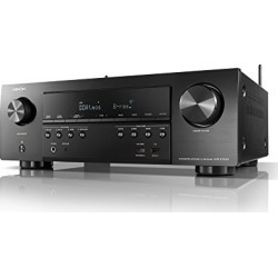 Denon AVR-S740H Receiver, 7.2 Channel 4K Ultra HD for Unmatched Realism, 3D Video, Dolby Surround Sound (Atmos, DTS/Virtual), Stream Music with Alexa Control, HEOS Wireless Speaker Expansion Built In found on Bargain Bro from  for $479