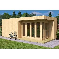 Allwood Arlanda XXL   273 SQF Studio Cabin Garden House Kit found on Bargain Bro from  for $10895