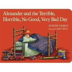 Alexander and the Terrible, Horrible, No Good, Very Bad Day (Classic Board Books) found on Bargain Bro from  for $7.98
