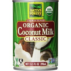 Native Forest Organic Classic Coconut Milk, 13.5-oz. Cans (Count of 12) found on Bargain Bro from  for $30.24