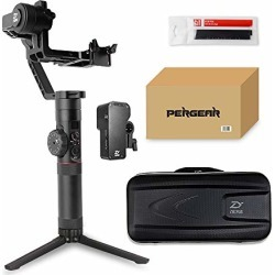 Zhiyun Crane 2 Follow Focus 3-Axis Handheld Gimbal, Buy Crane-2 Get Free Servo Follow Focus, 7lb Payload OLED Display 18hrs Runtime 1Min Toolless Balance Adjustment for Camera Weighing 1.1 to 7lb found on Bargain Bro from  for $499
