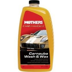 Mothers 05674 California Gold Carnauba Wash & Wax - 64 oz. found on Bargain Bro from  for $10.99