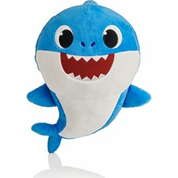 Pinkfong Baby Shark Official Song Doll - Daddy Shark - By WowWee found on Bargain Bro from  for $16.99