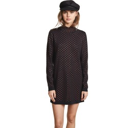 Adam Selman Mock Neck Mini Dress found on MODAPINS from shopbop for USD $495.00
