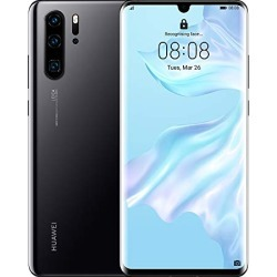 Huawei P30 Pro 128GB+8GB RAM (VOG-L29) 40MP LTE Factory Unlocked GSM Smartphone (International Version) (Black) found on Bargain Bro from  for $848.9