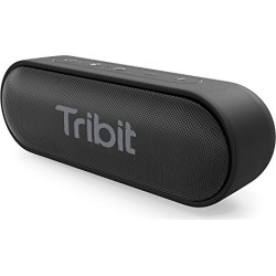 Tribit XSound Go Bluetooth Speakers - 12W Portable Speaker Loud Stereo Sound, Rich Bass, IPX7 Waterproof, 24 Hour Playtime, 66 ft Bluetooth Range & Built-in Mic Outdoor Party Wireless Speaker found on Bargain Bro from  for $32.99