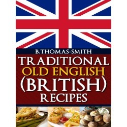 Traditional Old English (British) Recipes found on Bargain Bro from  for $
