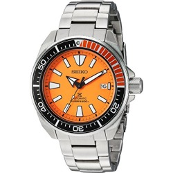 Seiko Men's SRPC07 Prospex Analog Display Automatic Self Wind Silver Watch found on Bargain Bro from  for $292.98