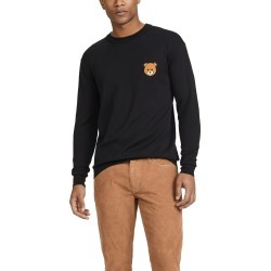 Moschino Small Bear Logo Crew Neck Sweater found on Bargain Bro India from Eastdane AU/APAC for $375.00