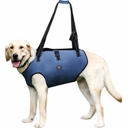 COODEO Dog Lift Harness, Pet Support & Rehabilitation Sling Lift Adjustable Padded Breathable Straps for Old, Disabled, Joint Injuries, Arthritis, Loss of Stability Dogs Walk (Extra Large) found on Bargain Bro from  for $39.98