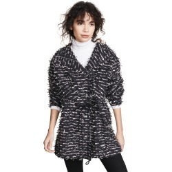 Anais Jourden Silver Foil Confetti Parka Jacket found on MODAPINS from shopbop for USD $298.50
