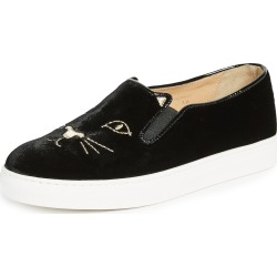 Charlotte Olympia Cool Cats Sneakers found on MODAPINS from shopbop for USD $495.00