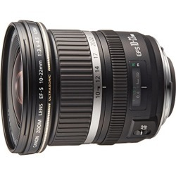 Canon EF-S 10-22mm f/3.5-4.5 USM SLR Lens for EOS Digital SLRs - White Box(Bulk Packaging) found on Bargain Bro from  for $549