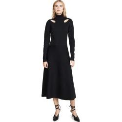 Jason Wu Merino Knit Cutout Dress found on MODAPINS from shopbop for USD $178.50