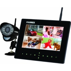 Lorex LW2731 Live LCD SD Recording Monitor with Wireless Camera (black) found on Bargain Bro from  for $289.95