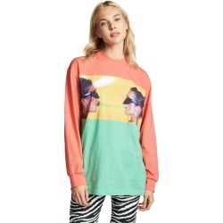 Adam Selman Long Sleeve Tee found on MODAPINS from shopbop for USD $195.00