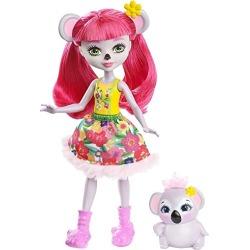 Enchantimals Karina Koala Doll found on Bargain Bro from  for $6.82