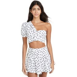Beach Riot Ruby Top found on MODAPINS from shopbop for USD $98.00