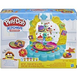 Play-Doh Kitchen Creations Sprinkle Cookie Surprise Play Food Set with 5 Non-Toxic Colors found on Bargain Bro from  for $8.99