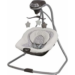 Graco Simple Sway Baby Swing, Abbington found on Bargain Bro from  for $89.58