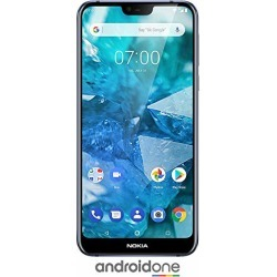 Nokia 7.1 - Android 9.0 Pie - 64 GB - Dual Camera - Dual SIM Unlocked Smartphone (Verizon/AT&T/T-Mobile/MetroPCS/Cricket/H2O) - 5.84