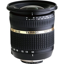 Tamron Auto Focus 10-24mm f/3.5-4.5 SP Di II LD Aspherical (IF) Lens with Built-in Auto Focus Motor for Nikon Digital SLR Cameras (Model B001NII) found on Bargain Bro from  for $269.98