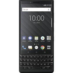 BlackBerry KEY2 Black Unlocked Android Smartphone (AT&T/T-Mobile) 4G LTE, 64GB found on Bargain Bro from  for $614.12