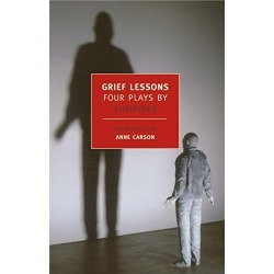 Grief Lessons: Four Plays by Euripides (New York Review Books (Paperback)) found on Bargain Bro from  for $12.52
