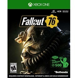 Fallout 76 - Xbox One found on Bargain Bro from  for $29.99