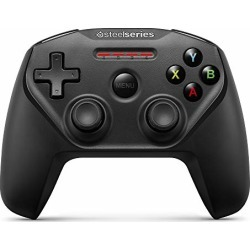 SteelSeries Nimbus Bluetooth Mobile Gaming Controller - IPhone, iPad, Apple TV - 40+ Hour Battery Life - Mfi Certified - Supports Fortnite Mobile found on Bargain Bro from  for $49.74