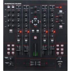 American Audio 14 MXR, 4 Kanal MIDILOG Mischpult