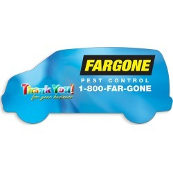 Full Color Van Magnet found on Bargain Bro India from Amsterdam Printing for $270.00
