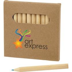 12 Piece Colored Pencil Set
