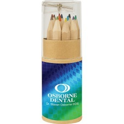 Full Color Colored Pencil Set With Sharpener