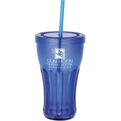 Fountain Soda Tumbler With Straw 16 Oz found on Bargain Bro India from Amsterdam Printing for $299.00