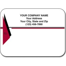 Matte Mail Labels Roll