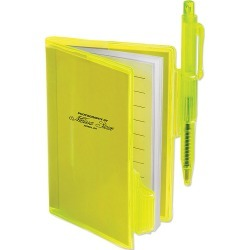 Clear-View Mini Notebook found on Bargain Bro India from Amsterdam Printing for $265.50