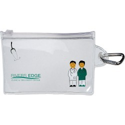 Doctor & Nurse Clear Pouch found on Bargain Bro India from Amsterdam Printing for $442.50