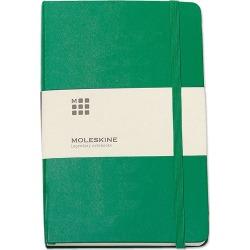 Moleskine® Hard Cover Large Ruled Notebook