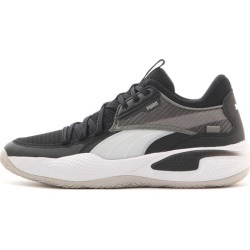 PUMA Court Rider Basketball Shoes in Black/White, Size 11 found on Bargain Bro Philippines from Puma for $100.00