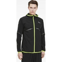 PUMA Runner ID Men's Jacket in Black, Size S