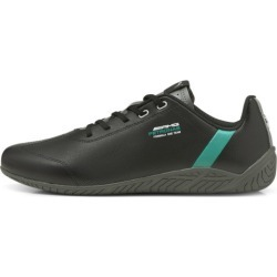 PUMA Mercedes-AMG Petronas F1 Ridge Cat Men's Motorsport Shoes in Black/Spectra Grn/Smoked Pearl, Size 8.5 found on Bargain Bro Philippines from Puma for $100.00