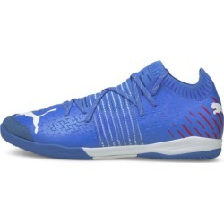 PUMA Future Z 1.2 Pro Court Men's Soccer Cleats Shoes in Sunblaze/White/Bluemazing, Size 9 found on Bargain Bro Philippines from Puma for $120.00
