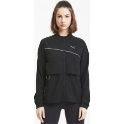 PUMA Run Ultra Women's Jacket in Black, Size M