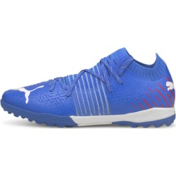 PUMA Future Z 1.2 Pro Cage Men's Soccer Cleats Shoes in Sunblaze/White/Bluemazing, Size 8.5 found on Bargain Bro Philippines from Puma for $120.00