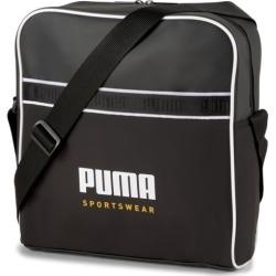 PUMA Campus Flight Bag in Black found on Bargain Bro Philippines from Puma for $40.00